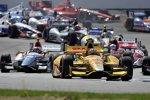 Ryan Hunter-Reay (Andretti) führt