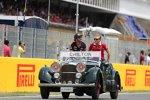 Max Chilton (Marussia) und Jean-Eric Vergne (Toro Rosso)