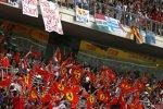 Fans von Fernando Alonso (Ferrari)