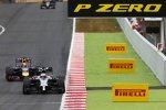 Jenson Button (McLaren) und Sebastian Vettel (Red Bull)