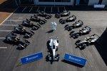 Formel-E-Hauptquartier in Donington Park