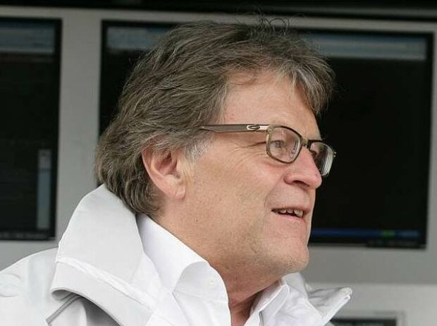Norbert Haug (Mercedes-Motorsportchef), Ralf Schumacher