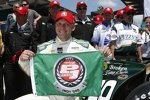 Indy-500-Polesitter Ed Carpenter