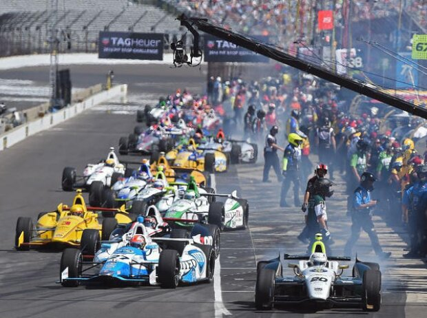 Carb Day 2014