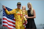 Ryan Hunter-Reay ist der erste US-amerikanische Indy-500-Sieger seit Sam Hornish Jr. 2006