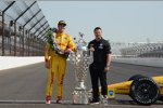 Erster Indy-500-Sieg f?r Ryan Hunter-Reay, der dritte f?r Michael Andretti als Owner