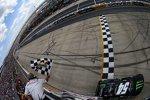 Kyle Busch (Gibbs) siegt im Nationwide-Rennen von Dover