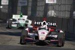 Helio Castroneves und Carlos Munoz (Andretti)