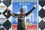 Helio Castroneves genießt IndyCar-Sieg Nummer 29