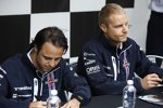 Valtteri Bottas und Felipe Massa (Williams)