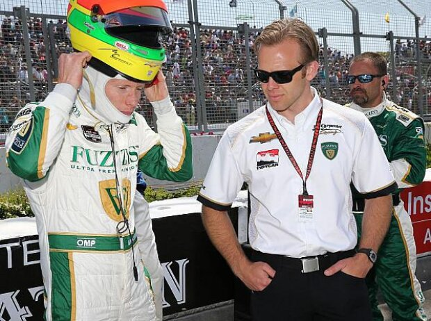 Mike Conway, Ed Carpenter