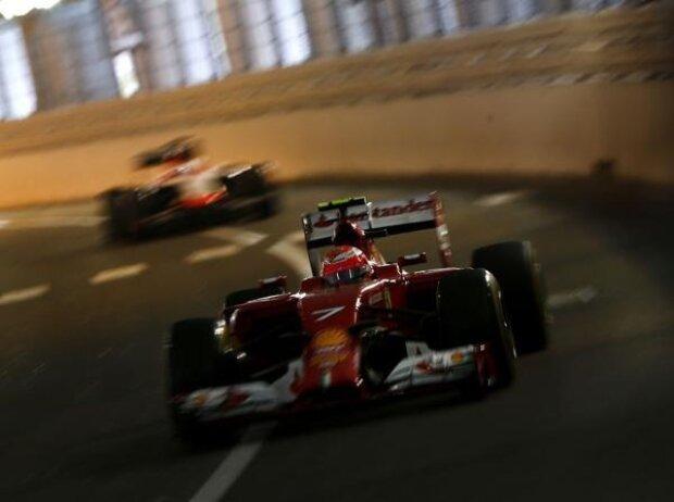 Kimi Räikkönen, Max Chilton