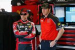 Jeff Gordon und Crewchief Alan Gustafson