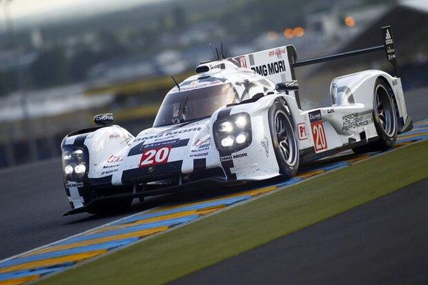 Timo Bernhard Mark Webber  ~Timo Bernhard (Porsche) und Mark Webber (Porsche) ~