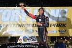 Darrell Wallace gewinnt sein zweites Truck-Rennen