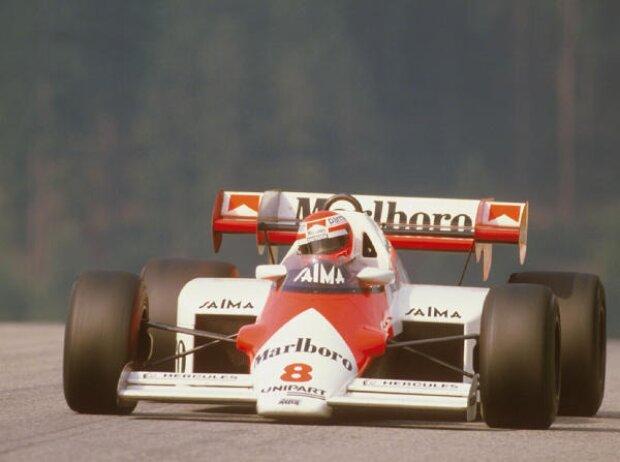 Niki Lauda, Österreich 1984