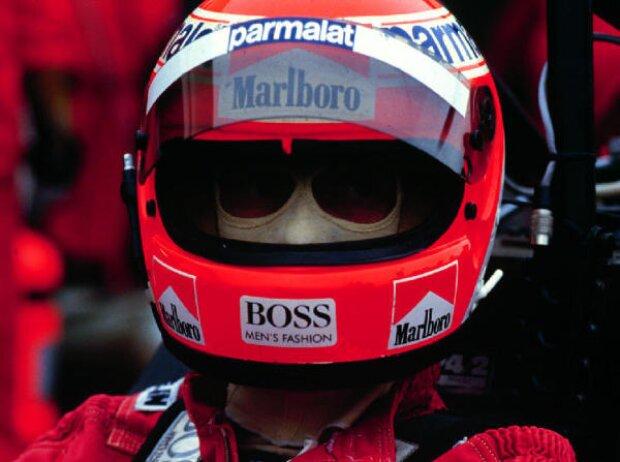 Niki Lauda, 1984