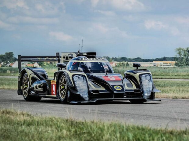Lotus LMP P1/01 Thomas Holzer