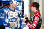Jimmie Johnson (Hendrick) und Jeff Gordon (Hendrick)