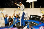 Nationwide: Kevin Harvick (JR) in der Victory Lane