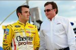 Austin Dillon (Childress) und Opa Richard Childress