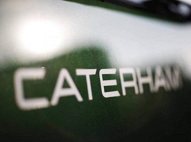 Caterham, Logo