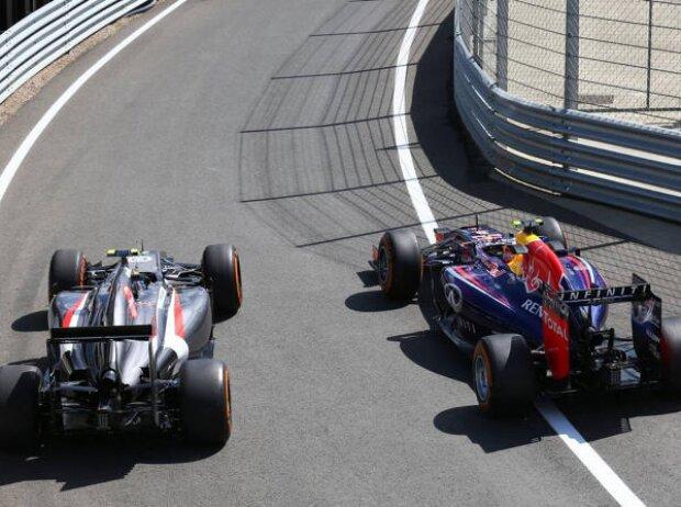 Esteban Gutierrez, Daniel Ricciardo