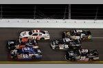Three-Wide im Nationwide-Rennen von Daytona