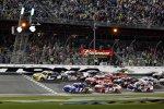 Kasey Kahne (Hendrick) gewinnt das Nationwide-Rennen von Daytona