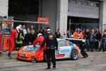 Felipe Laser und Markus Palttala