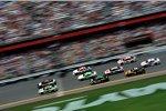 Daytona von oben mit Kyle Busch (Gibbs)