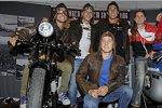 Die deutschen Stars im Motorrad-Museum