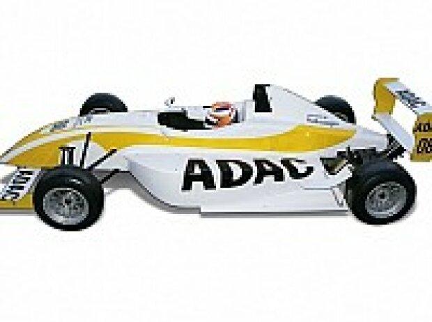 ADAC-Formel-Masters-Auto