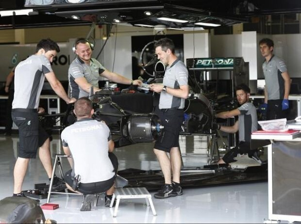 Mercedes, Box