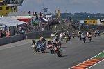 Moto3 Start auf dem Sachsenring