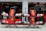 Nase des Ferrari F14T