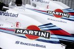 Valtteri Bottas (Williams) und Felipe Massa (Williams)