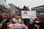 Nationwide: Ty Dillon (Childress) in der Victory Lane
