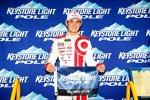 Kyle Larson holte sich nach der Sprint-Cup-Pole auch die Truck-Pole