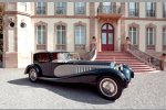 Vorbild des Bugatti Veyron 16.4 Grand Sport Vitesse Ettore Bugatti : Bugatti Typ 41 Royale von 1926