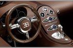 Cockpit des Bugatti Veyron 16.4 Grand Sport Vitesse Ettore Bugatti