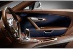 Innenraum des Bugatti Veyron 16.4 Grand Sport Vitesse Ettore Bugatti