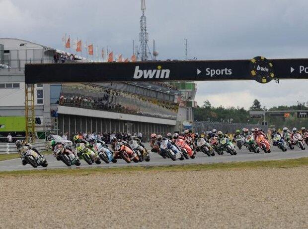 Motorrad-WM in Brünn