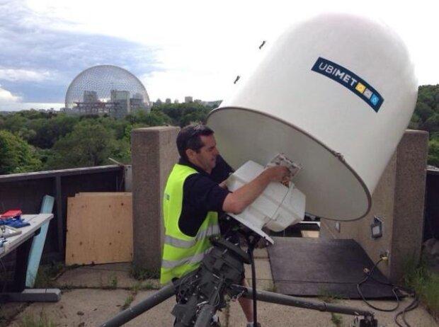 Wetter-Radar