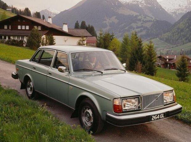 Volvo 264 GL (1977)