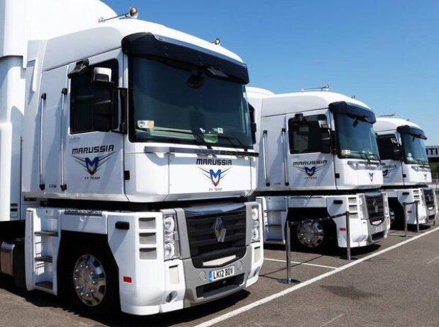 Marussia Truck LKW