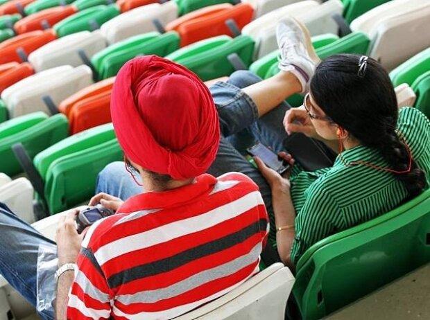 Indien, Fans