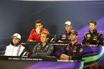 Donnerstags-Pressekonferenz der FIA
