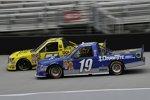 Trucks: Kyle Busch und Brad Keselowski