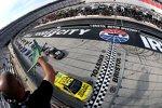 Start zum Truck-Rennen mit Kyle Busch an der Spitze